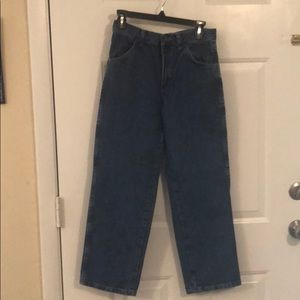 Wrangler jean never been worn boy are girl jeans